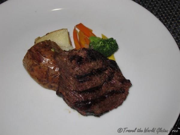 Grand Palladium Jamaica Steak