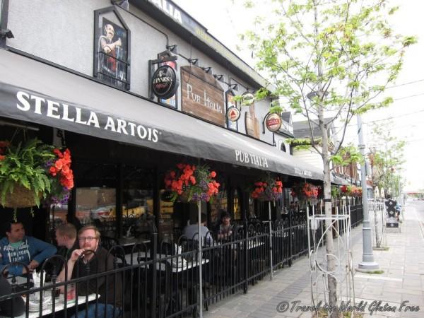 Pub Italia Ottawa