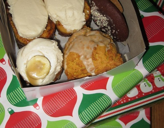 Delicious treats from Bunner's Bakeshop!
