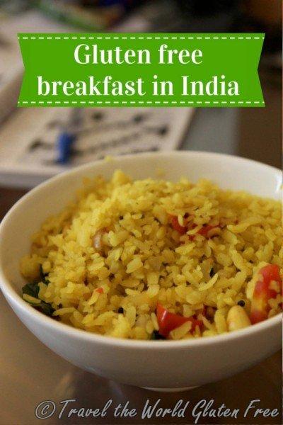 Gluten Free Breakfast in India