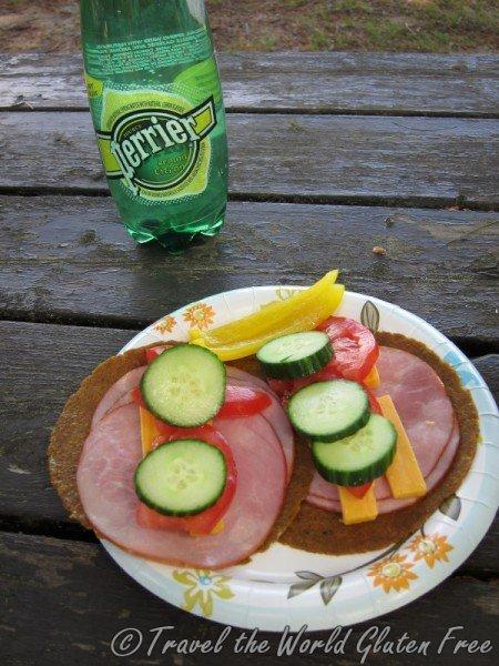 Gluten Free Camping Snacks