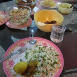 Gluten Free in India Part VI: A Home Cooked Meal