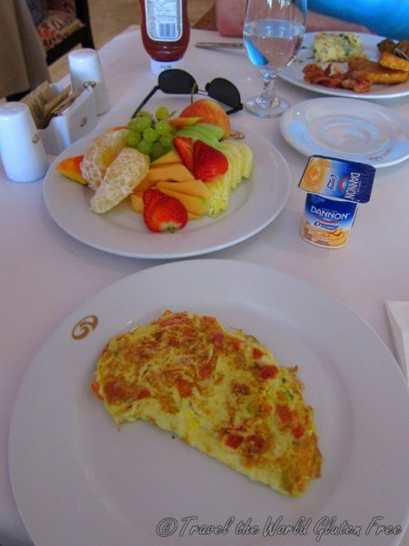 Grand Palladium Jamaica Breakfast