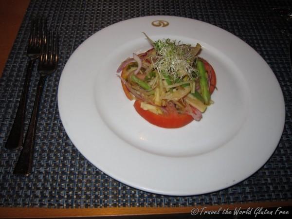 Grand Palladium Jamaica Salad