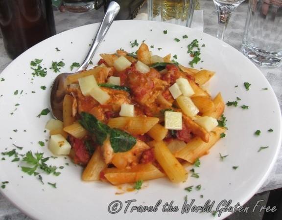 Pub Italia Gluten Free Pasta