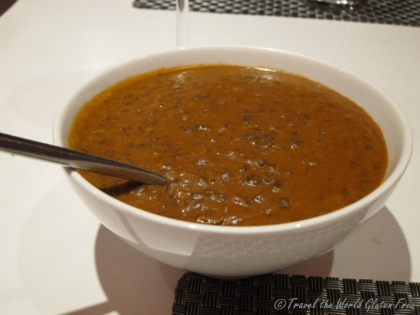 Dal Makhani – overnight cooked black lentil finished with butter and cream