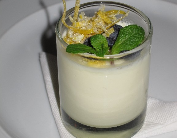Simply delicious Lemon Posset