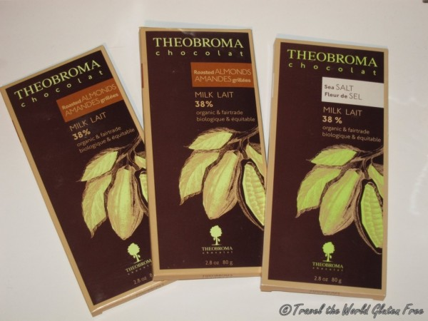 Theobroma Chocolate Bars