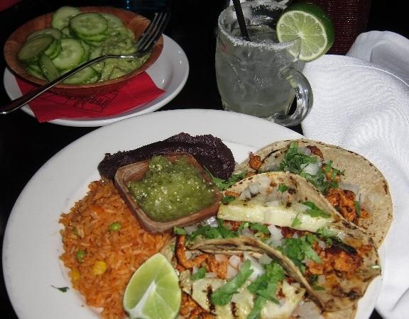 Delicious Tacos al Pastor