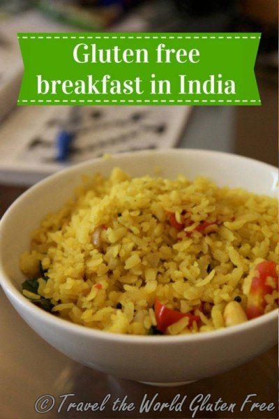 Gluten Free Breakfast in India