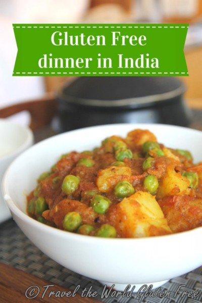 Gluten Free Dinner in India