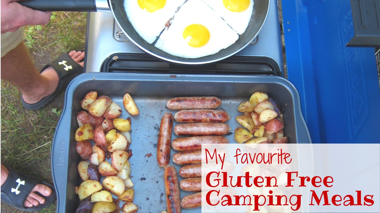 My Favourite Gluten Free Camping Meals Travel The World